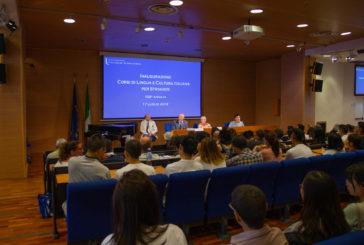 Unistrasi: inaugurato il 102° anno di corsi d'italiano
