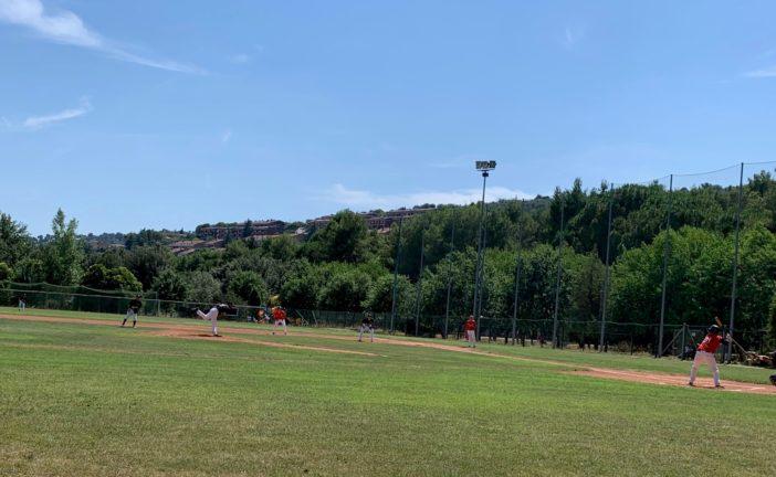 Baseball: Siena conclude il campionato con una sconfitta a Perugia