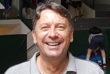 Maurizio Lasi responsabile del settore giovanile della Virtus