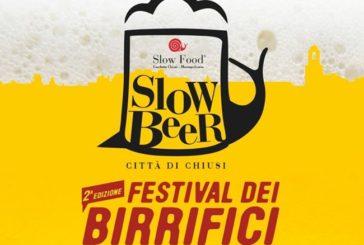 """A Chiusi arriva """"Slow Beer"""", festival delle birre artigianali e trappiste"""