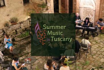 Dagli USA a Sarteano: torna Summer Music in Tuscany
