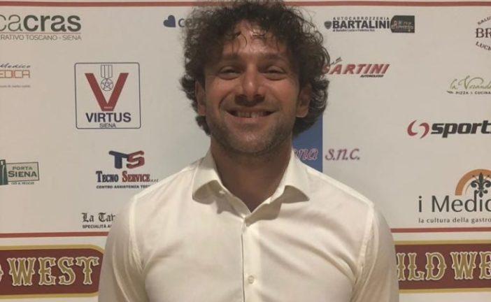 La Virtus conferma Maurizio Tozzi sulla panchina