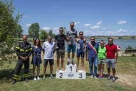 Il Triathlon accende la sfida al lago di Chiusi