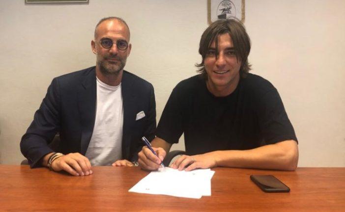 Simone Bentivoglio nuovo acquisto bianconero