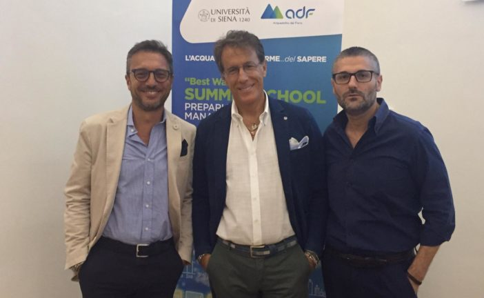 """Best Water"" Summer School: ultimo giorno di lezione"