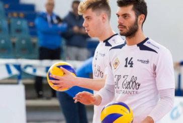 Volley: Cappelletti rinforza il reparto schiacciatori di Siena