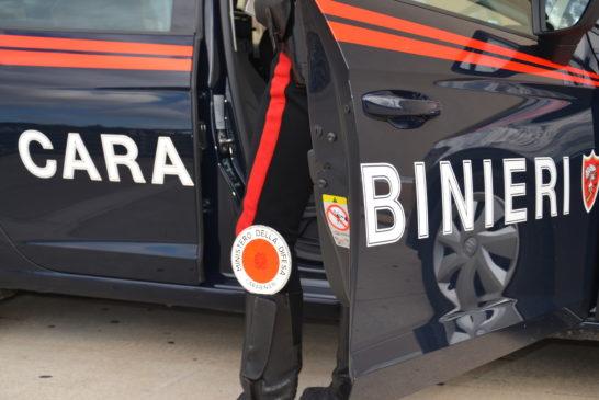 Arrestato dai Carabinieri un uomo condannato a 2 anni di reclusione