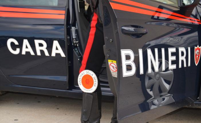 Controlli straordinari dei Carabinieri: 2 arresti e 4 denunce