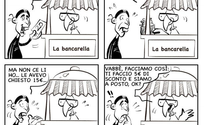 La strip di Luca