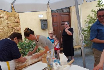 Appicicchia: a Castelmuzio la sfida per i pici più buoni