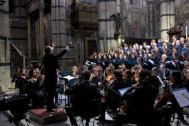 """L'orchestra Franci inaugura la XX edizione del """"Festival di Santa Fiora in Musica"""""""