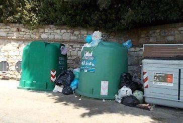 Castelnuovo: foto-trappole contro l'abbandono dei rifiuti