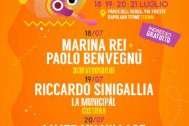 """Dal 18 al 21 luglio torna a Rapolano """"Tv spenta dal vivo"""""""