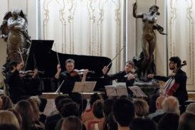 """Il Quartetto Prometeo presenta in prima esecuzione """"Ritorno"""" Gene Coleman"""