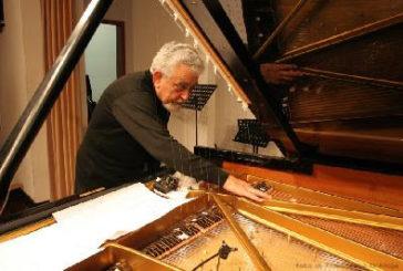 Il Chigiana Percussion Ensemble in un omaggio al compositore Mario Bertoncini