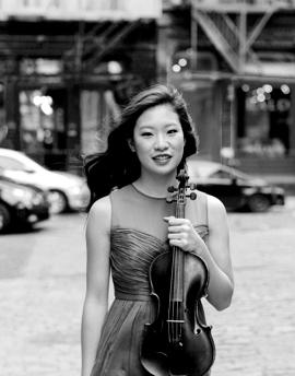 Paesaggi Musicali Toscani. Il violino di Ashley Park a Palazzo Chigi