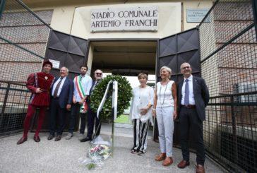 La Robur ricorda Artemio Franchi a 36 anni dalla morte