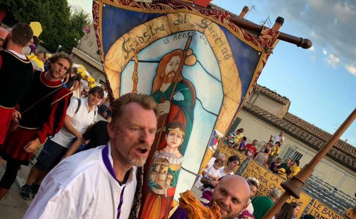 San Bartolomeo vince un'edizione emozionante della Giostra del Saracino