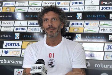 """Dal Canto: """"Contro l'Arezzo faremo del nostro meglio"""""""