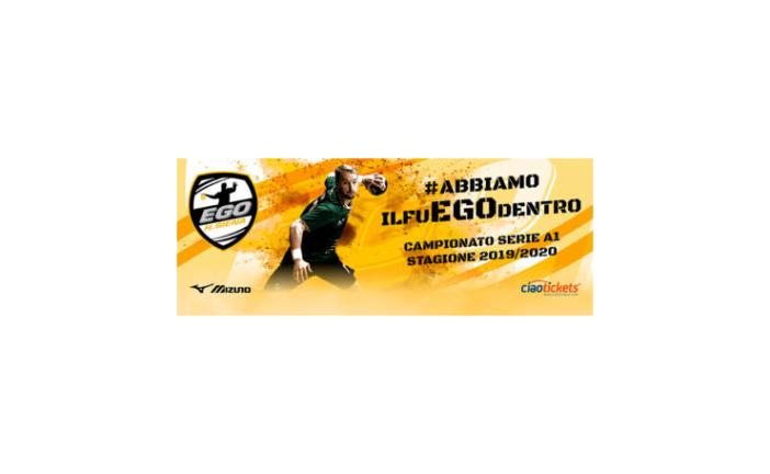 Parte il 19 agosto la campagna abbonamenti della Ego Handball