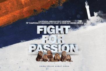 Volley: inizia la campagna abbonamenti