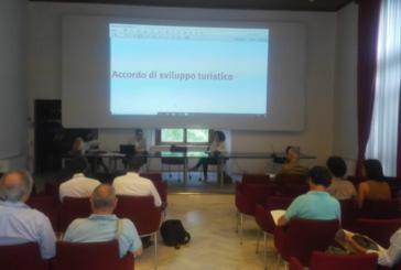 """A Villa Chigi """"Impresa e finanza a confronto sullo sviluppo del territorio"""""""