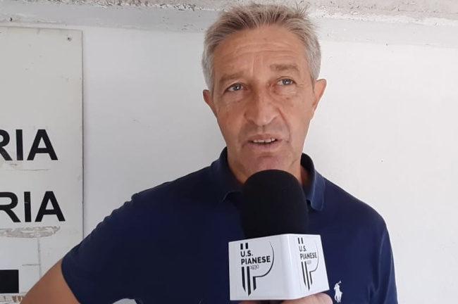"""Masi: """"Monza: l'impegno più difficile della stagione per la Pianese"""""""