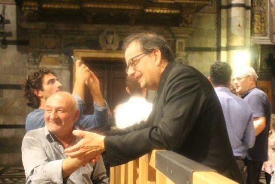 In giro per Siena nel giorno del Palio (Fotogallery)