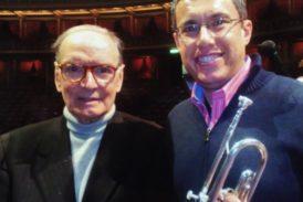 """Nello Salza Ensemble in concerto. Protagonista la """"tromba da Oscar"""""""