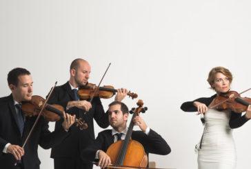 Chigiana: il Quartetto Noûs suona Letort a Palazzo Chigi Saracini