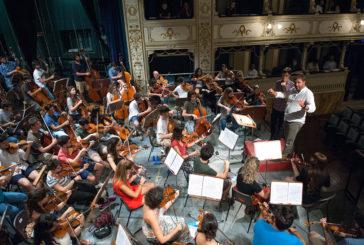 Ai Rinnovati gli allievi del corso di Direzione d'Orchestra di Daniele Gatti