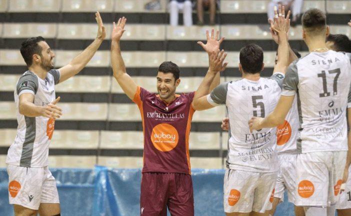 Siena spumeggiante nel test match contro Santa Croce (3-1)