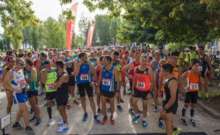 Giro del lago di Chiusi: vincono Tartaglini e Pucci