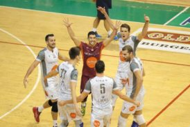 Volley: finisce 2-2 il test match tra Siena e Sora