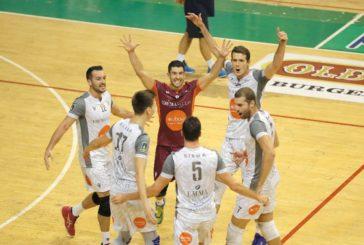 Volley: finisce 2-2 il test match tra Siena e Sora