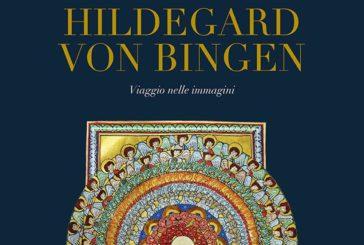 """A Sant'Antimo il libro """"Hildegardvon Bingen. Viaggio nelle immagini"""""""