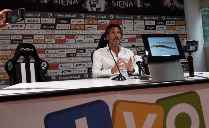 """Dal Canto: """"Contro l'Arezzo per continuare a crescere"""""""