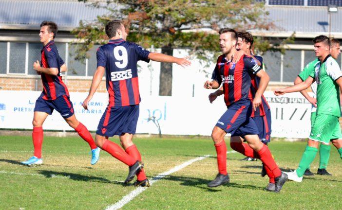 La Fortis ingabbia la Sinalunghese: all'Angeletti è 1-1