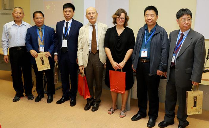 Pediatri cinesi si formano all'Aou senese