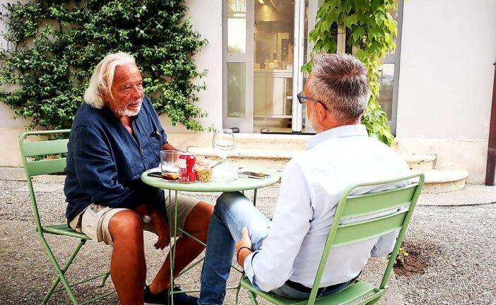 Libro intervista a Stefano Scaramelli: presentazione in anteprima il 21 settembre