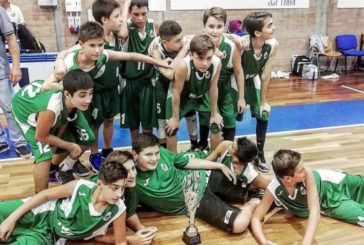 La Mens Sana U14 vince il trofeo Gilardetti a Castelfiorentino