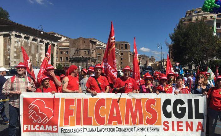 """Filcams Cgil: """"Nessun tampone al personale delle pulizie di Nottola"""""""