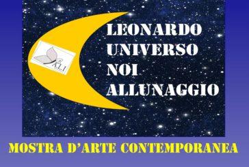 Leonardo e la Luna: una mostra che unisce arte e scienza arriva a Chiusi