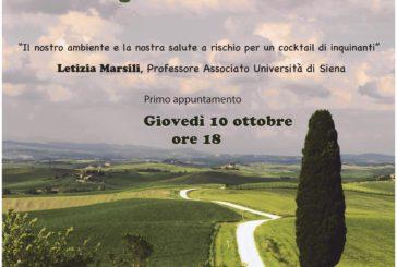 L'ecologia a Palazzo Patrizi con Letizia Marsili