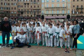 Judo Cus Siena: fine settimana impegnativo tra Bologna, Sicilia e Marocco
