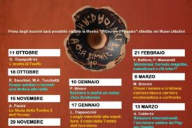 Al Museo Nazionale Etrusco di Chiusi incontro sull'Anello di Faolfo