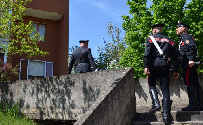 Percuote moglie e suocera: 63enne denunciato dai Carabinieri
