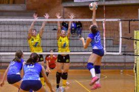 Volley: Colle vince in rimonta al tie break