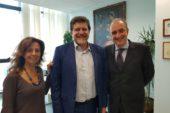 Martignetti è il direttore dell'UOC Oncologia per l'Ausl Toscana Sud Est