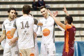 Volley: nell'ultimo test precampionato Siena batte Macerata 3-1